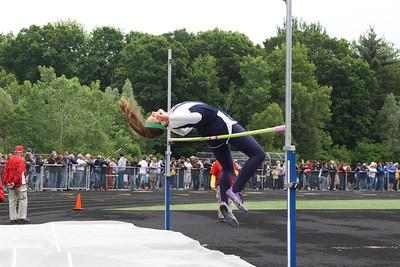 Girl's High Jump - 2012 MHSAA LP D3 T&F
