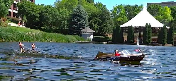 June 2020 RC Water Skiing