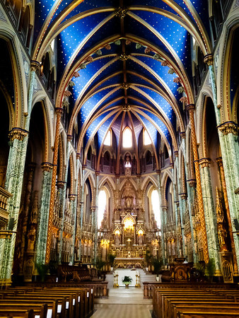 Ottawa, Mont-Tremblant, Montreal & Quebec  City