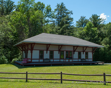 Sullivan County NH Train Depots