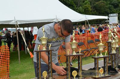 Team Awards - 2014 OU Golden Grizzly H.S. Invite