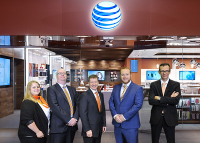 Around the World with AT&T
