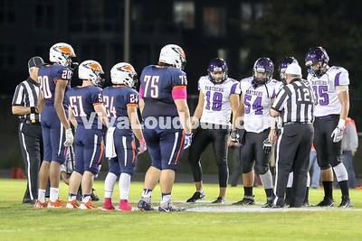 Football: Potomac Falls vs. Briar Woods 10.20.2017 (By Jeff Scudder)