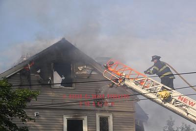 Newton, MA - 3rd Alarm, 261 Derby Street, 5-29-10