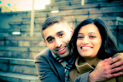 Vin & Reena's Engagement Shoot