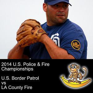 US Border Patrol vs LA County Fire