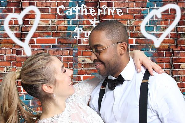 Catherine & Tyler