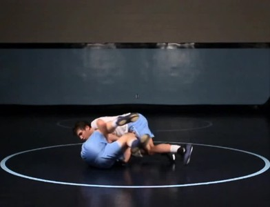 Head in the hole cradle drill
