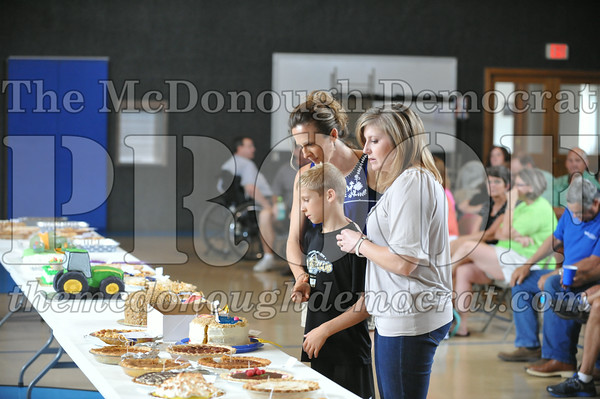 Pie N Cake Auction 08-23-14
