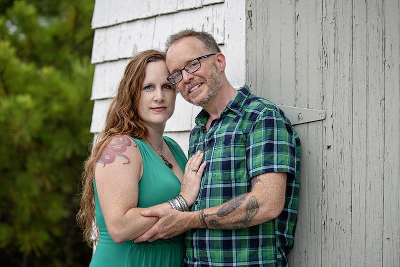 Williamsport Engagement Photographer : 8/7/18 Megan and Rob