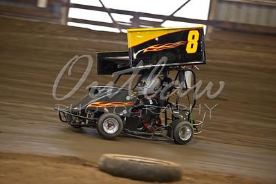 River Arena Speedway - Indoor Karts - Jan 29, 2012