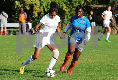 Rockville  Girls Varsity vs. Bloomfield 101615