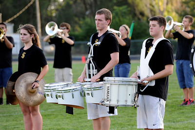Saydel Band - Colfax Game 2013