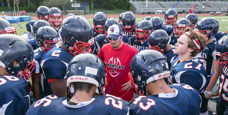 LBHS Freshman vs Lyman - September 6, 2017