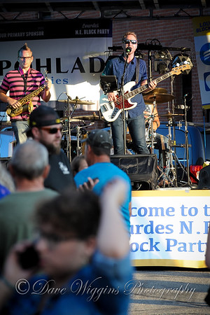 Lady of Lourdes Block Party - July 21, 2018