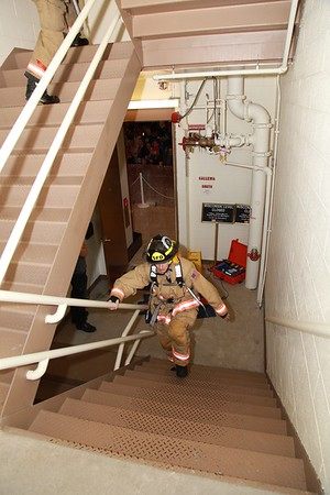 Fight For Air Climb 2017-Stairwells