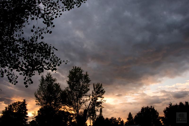 Solstice at Dusk