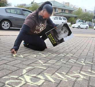042321 Black Lives Matter vigil
