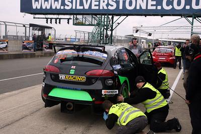Kinetec Racing,  Silverstone 24H, April 2016