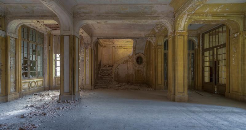 Urbex - Chateau Wendel (FR)