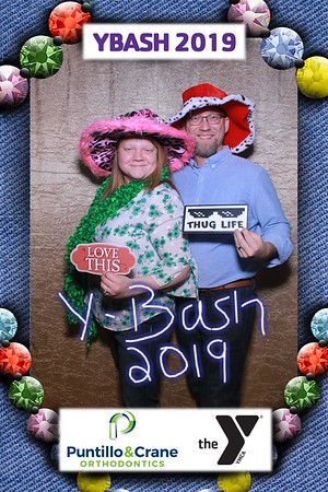 Valparaiso Y Bash 2019 Mirror Photo Booth