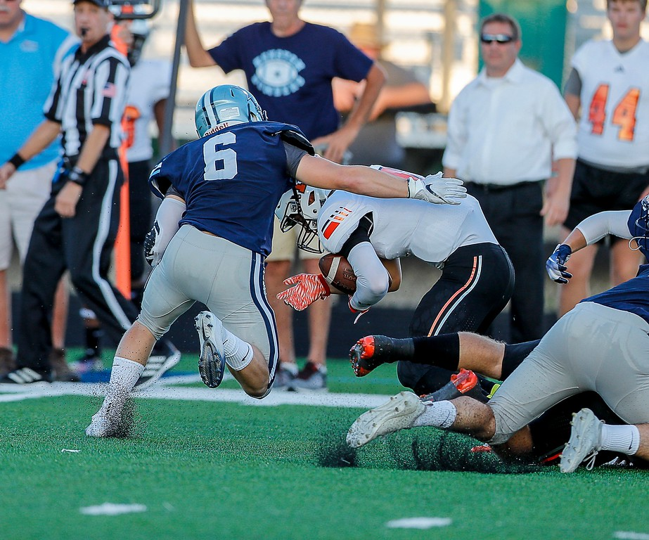 . Anton Albert - The News-Herald Kenston vs. Eastlake North, Sept. 14