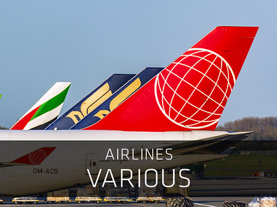 Airlines – Various