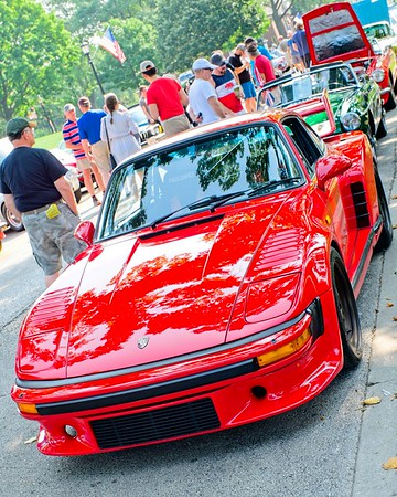 Fuelfed Coffee & Classics Hinsdale Aug 12 2018