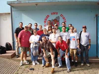 Grapevine Mission Team