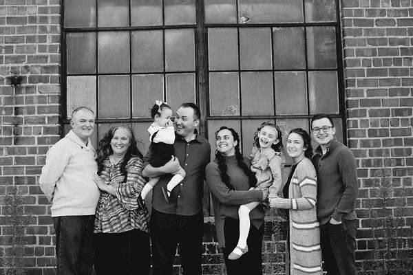 The Nutter family