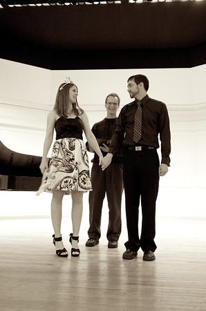 Joshua & Stephanie (Rehearsal & Preparation)