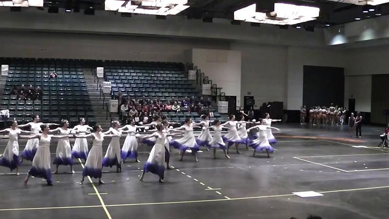 April 2-3 Nationals Team Dances