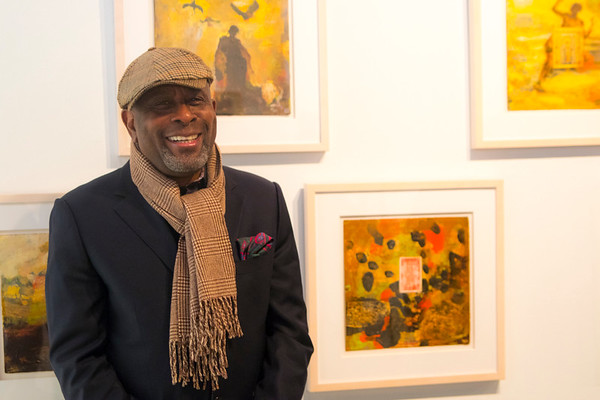 Art Gallery Openings Faculty Exhibit and Art of the African Diaspora_11_16