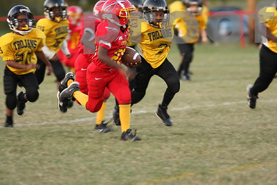 10.18.2008 Bantams vs Millington Trojans