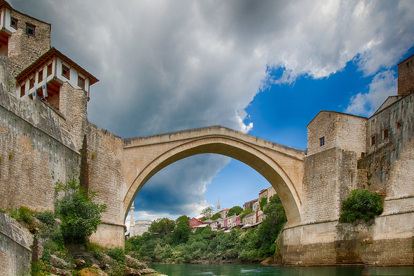 Mostar ~ Bosnia / Herzegovina