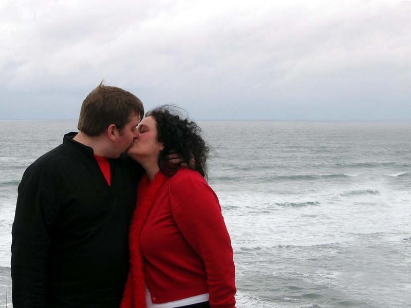 kissing my dream woman.jpg