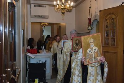 Community Life - Sunday of Orthodoxy Pan Orthodox Vespers - March 20, 2016