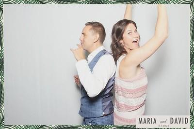 Maria + David