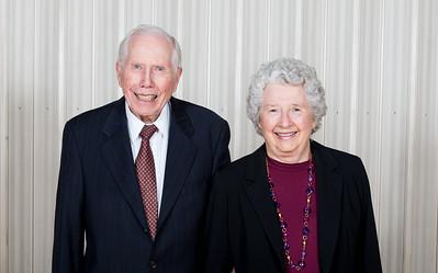 Carl and Nadene Spear 60th anniversary