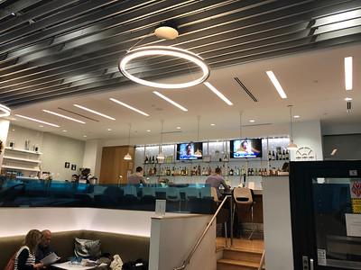 Reporte: Airspace Lounge JFK Airport (Mayo 2018)