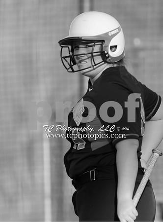2014 - Girl's Softball