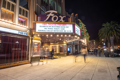 Fox Theater - Redwood City
