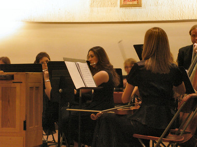 Ashley's 2008 Concert @ Franciscan University