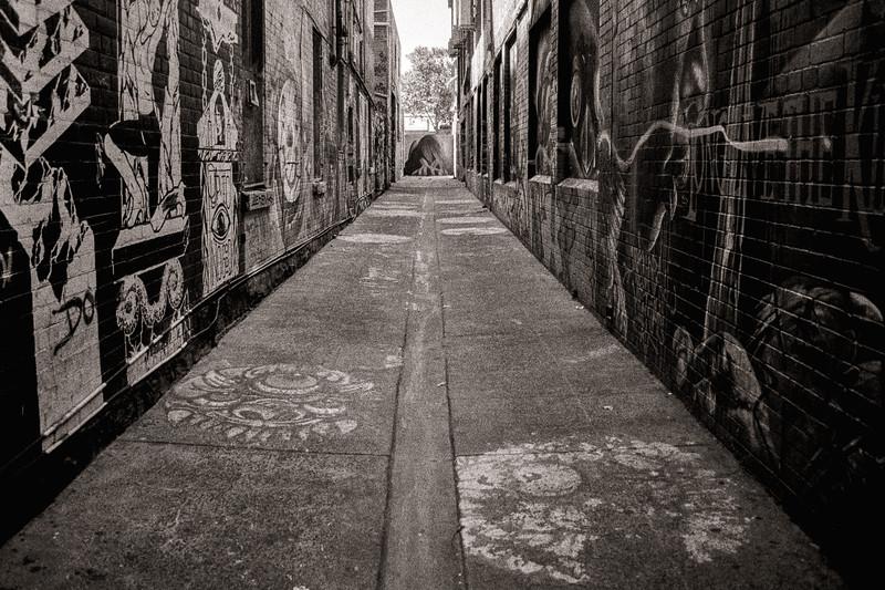 Blender Lane