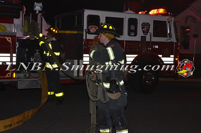Massapequa F.D. House Fire 377 Forest Ave 4-28-14
