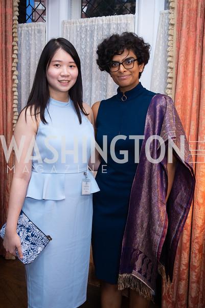 Yuanbing Mock, Meghna Saha