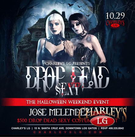 2016-10-29 Drop Dead Sexy Halloween