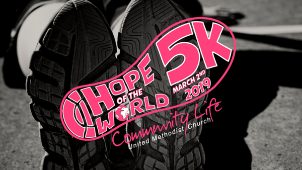 Hope of the World 5K