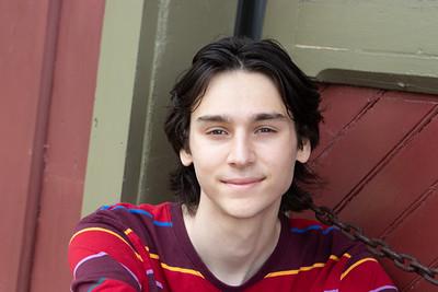 Thomas (Senior Pics)