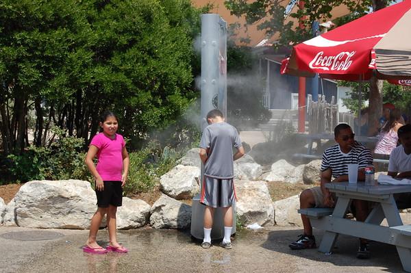 San Antonio Texas June 2012